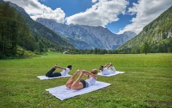 Mednarodni dan joge 2018