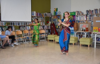 The Magical World of Indian Tales at the Danila Kumar International School
