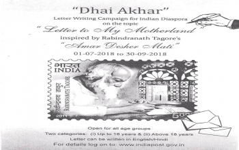 Dhai Akhar Letter Writing Campaign for Indian diaspora