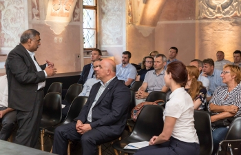 """India Surging Ahead: Opportunities for Slovenia"" - Business event organized in Ptuj on 20 June 2018"