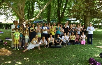 2nd Festival of Yoga in Dobrna on 9 June 2019