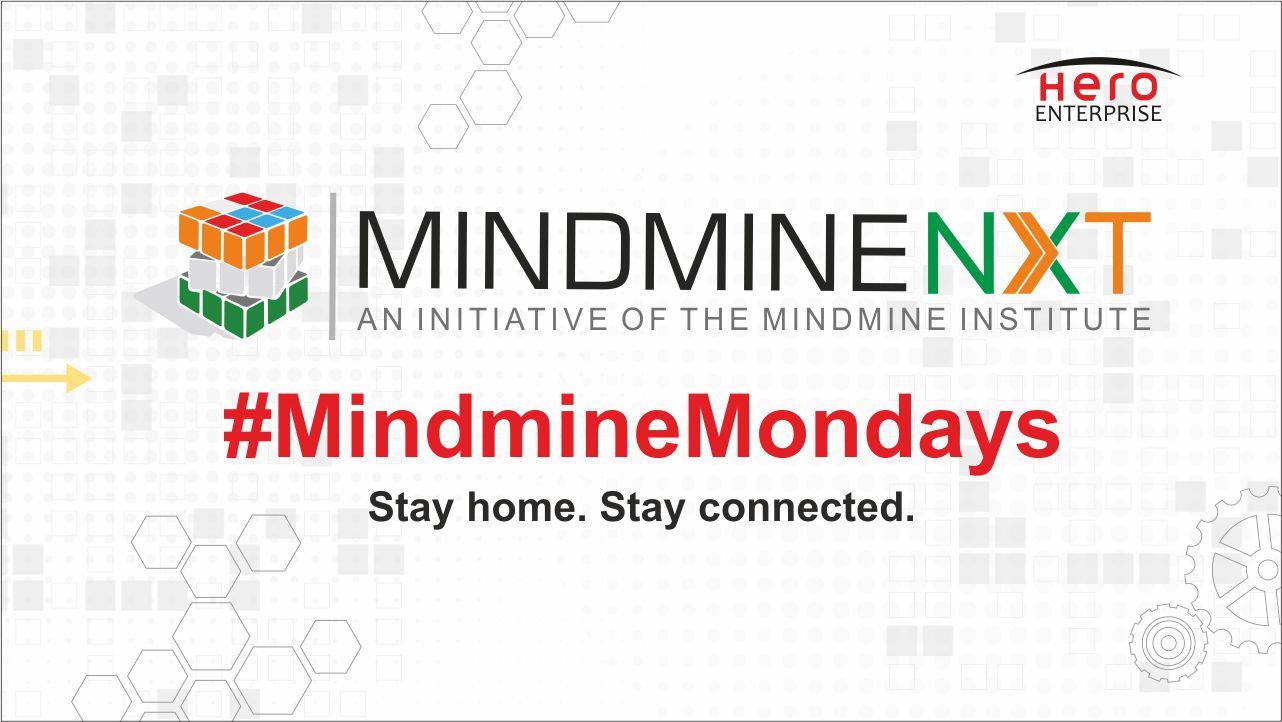 """EAM's participation at """"Mindmine Mondays"""""""