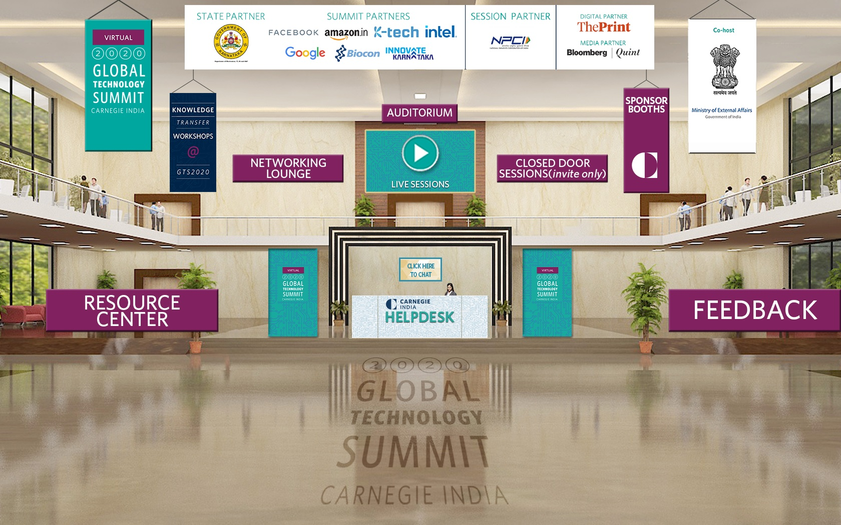 Virtual Global Technology Summit 2020, 14.12.-18.12.2020