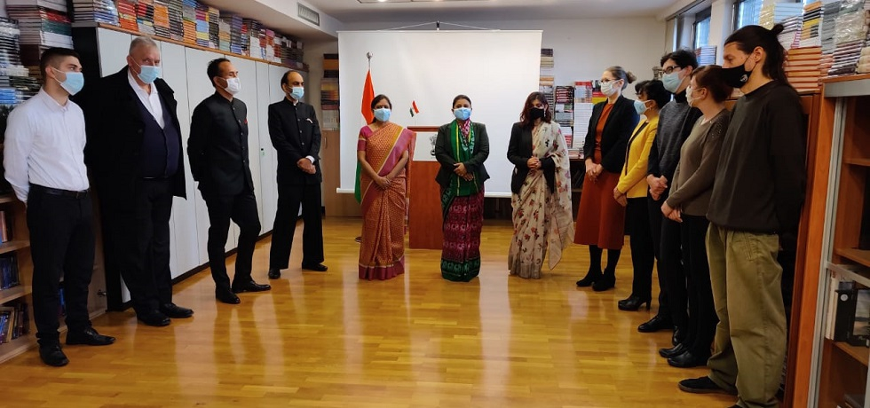 Embassy celebrates 72nd Republic Day