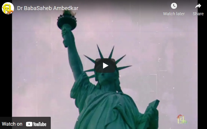 Film on Dr Babasahed Ambedkar on the occasion of his 129th birth anniversary