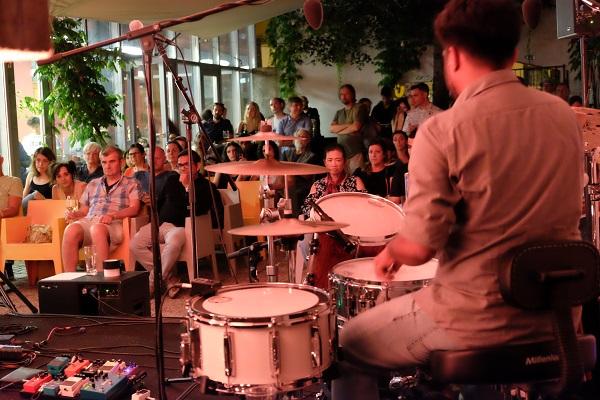 Bodhisattwa Trio jazz concerts in Slovenia
