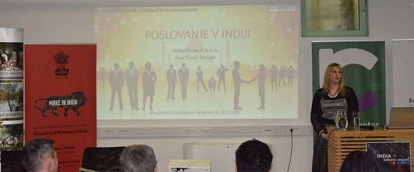 Business event in Novo Mesto on 19 February 2020