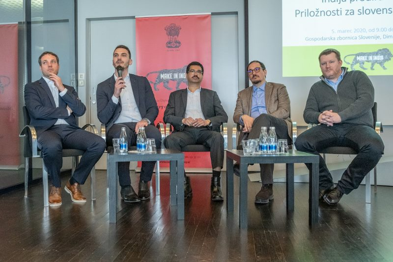 India Surging Ahead: Opportunities for Slovenian Companies at GZS, Ljubljana
