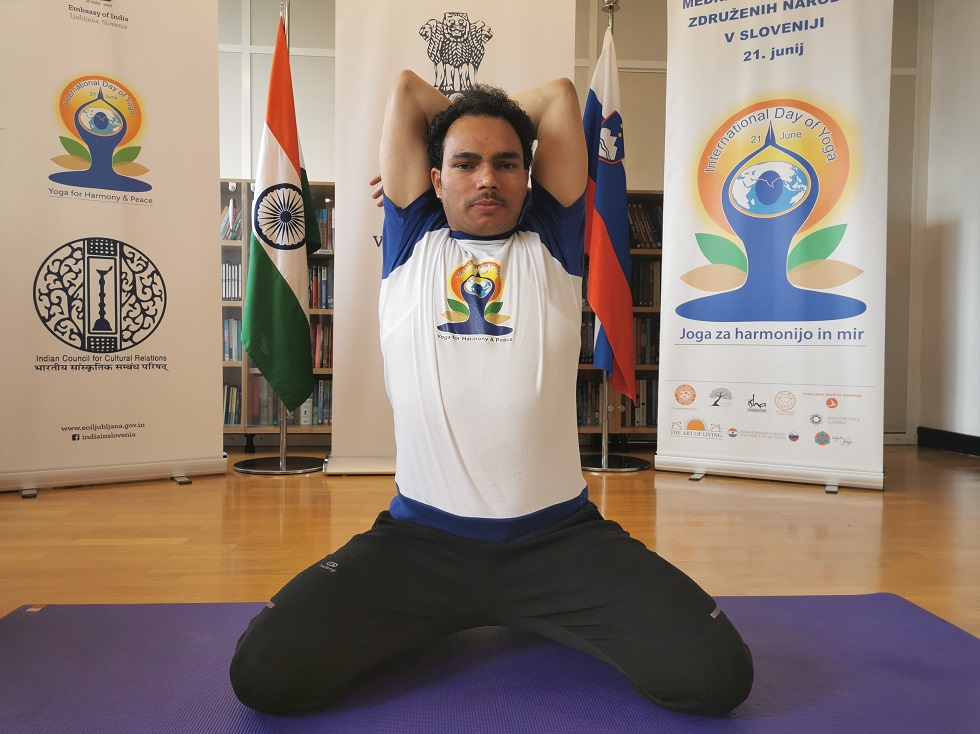 Virtual Celebration of 6th International Day of Yoga on 21 June 2020